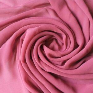 Premium Chiffon Hijab Tea Pink