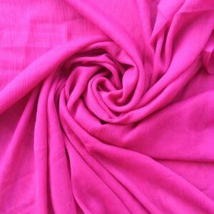 Crinkle Chiffon Maxi Hijab Purple