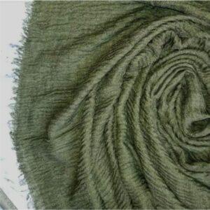 Ripple Cotton Hijab Juniper