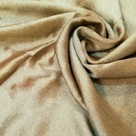 Shimmer Silk Hijab Golden Olive