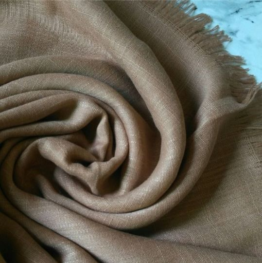 Turkish Cotton Hijab Cedar