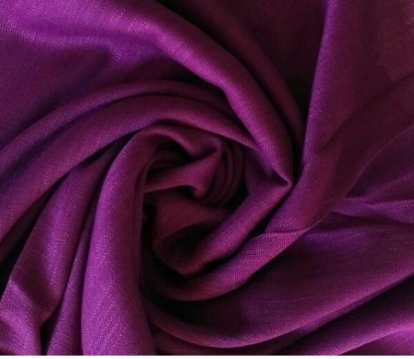 Turkish Cotton Hijab Grape Color