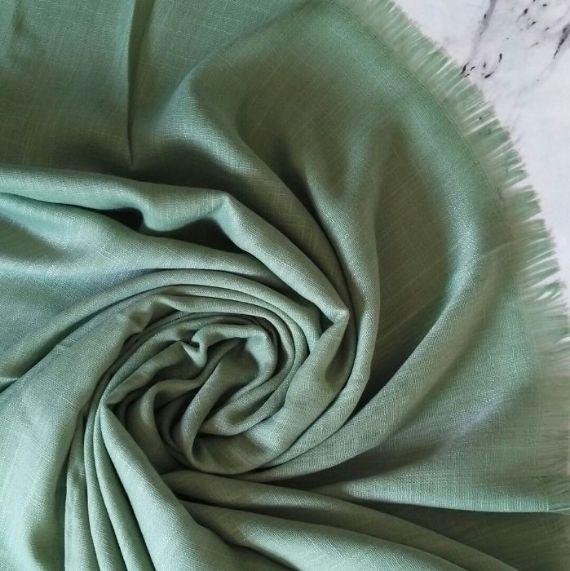 Turkish Cotton Hijab Sage