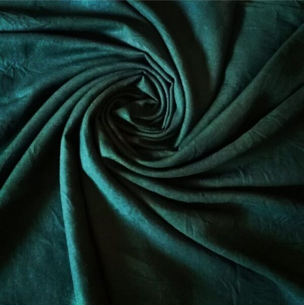 Cotton Silk Hijab Pakistan Green