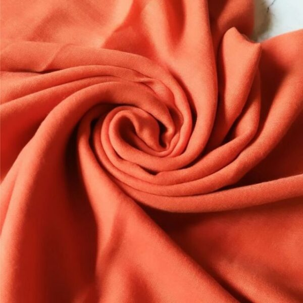Lawn Hijab Orange
