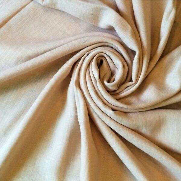 Premium Cotton Hijab Fawn