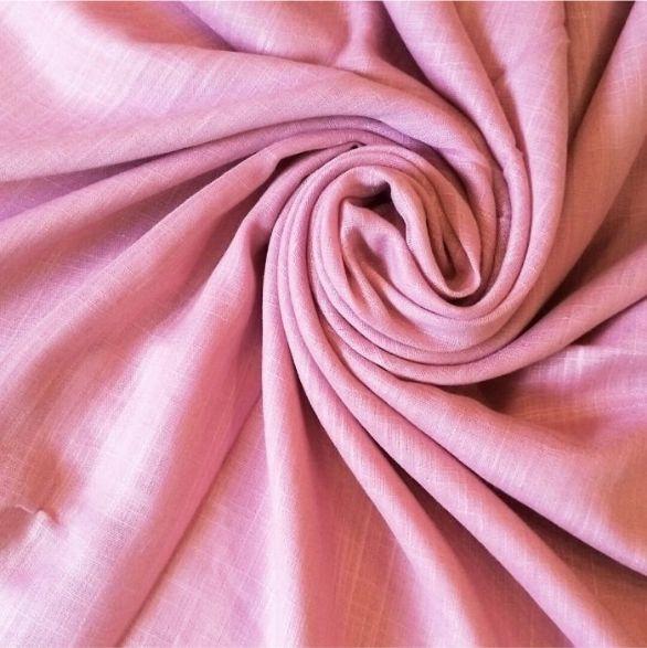 Premium Cotton Hijab Pink