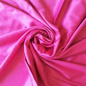 Starry Night Satin Fuscia