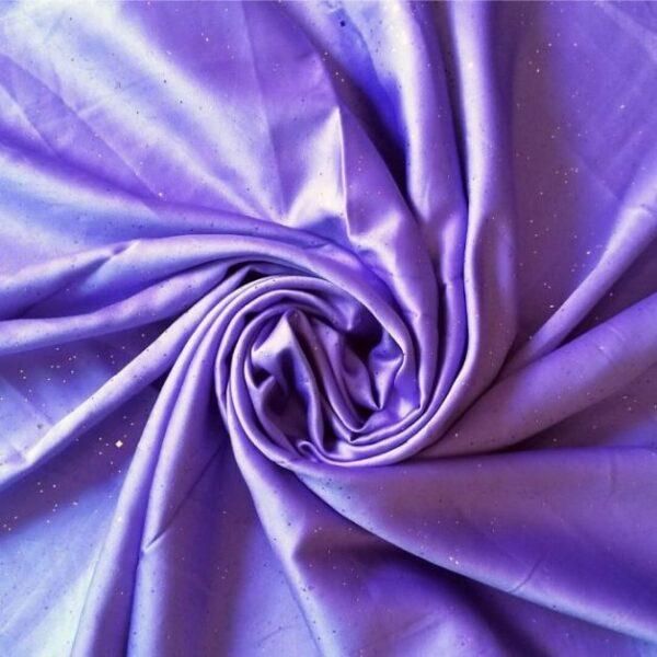 Starry Night Satin Lavender