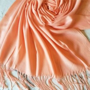 Turkish Cotton Hijab Coral