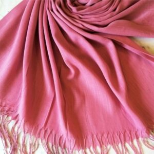 Turkish Cotton Hijab Light Purple