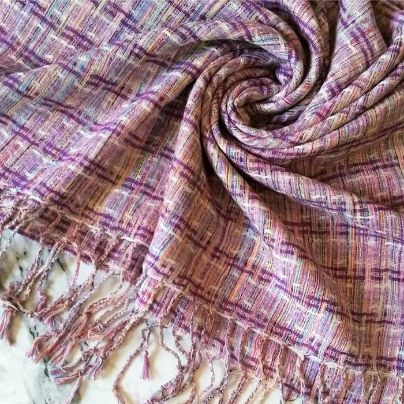 Pashmina Light Hijab Purple