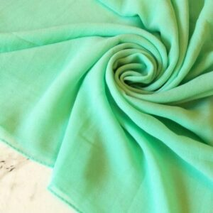 Premium Chiffon Hijab Aqua