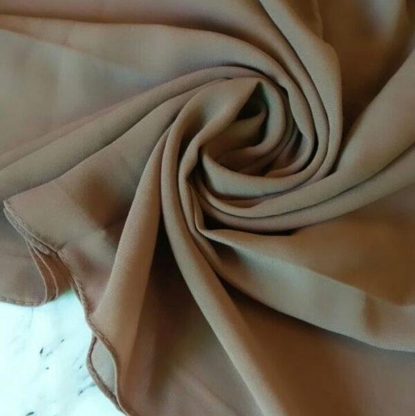 Premium Chiffon Hijab Stone