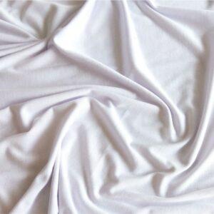Premium Cotton Jersey Hijab White