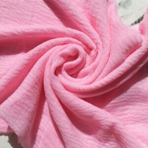 Ripple Cotton Hijab Cotton Candy