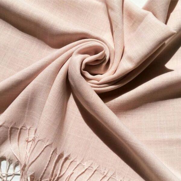 Turkish Cotton Hijab Blush Pink