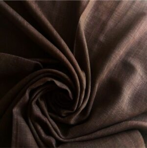 Turkish Cotton Hijab Dark Brown