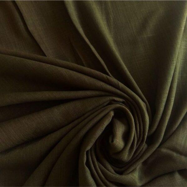 Turkish Cotton Hijab Moss