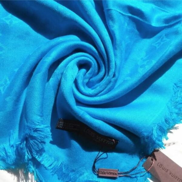 Branded Square Hijab Louis Vuitton