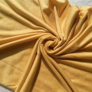 Premium Cotton Jersey Hijab Mustard