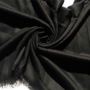 Classic Cotton Hijab Black