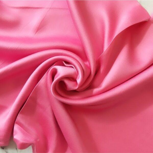 Satin Hijab Candy Pink