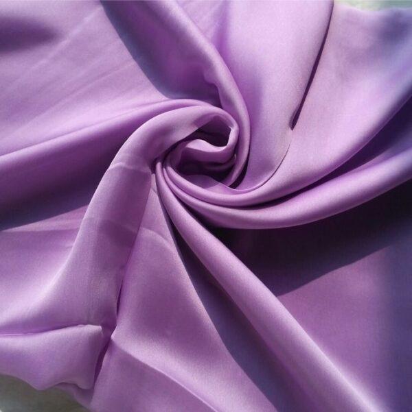 Silk Hijab Purple