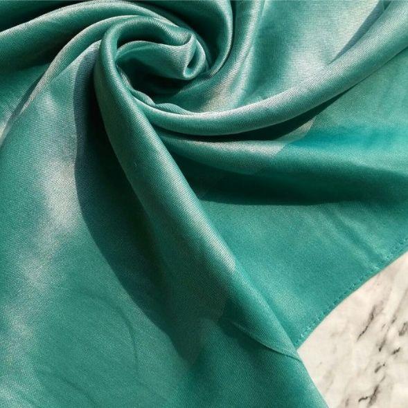Silk Hijab Turquoise