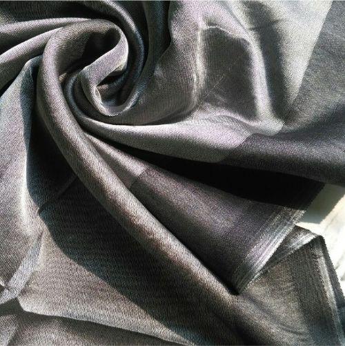 Silken Viscose Hijab Ash Grey