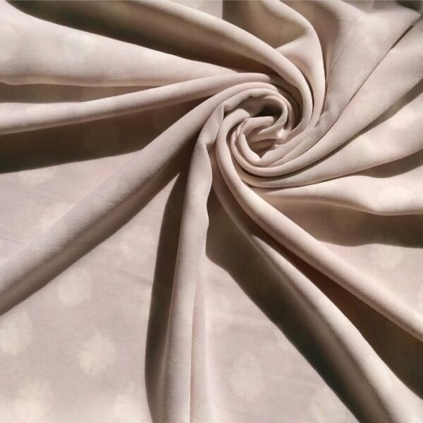 Square Hijab Latte