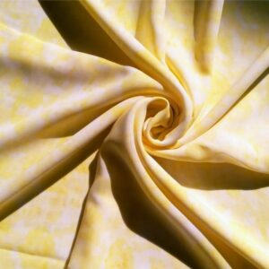 Square Hijab Lemon