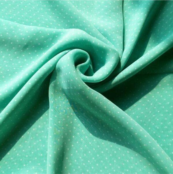 Square Hijab Turquoise