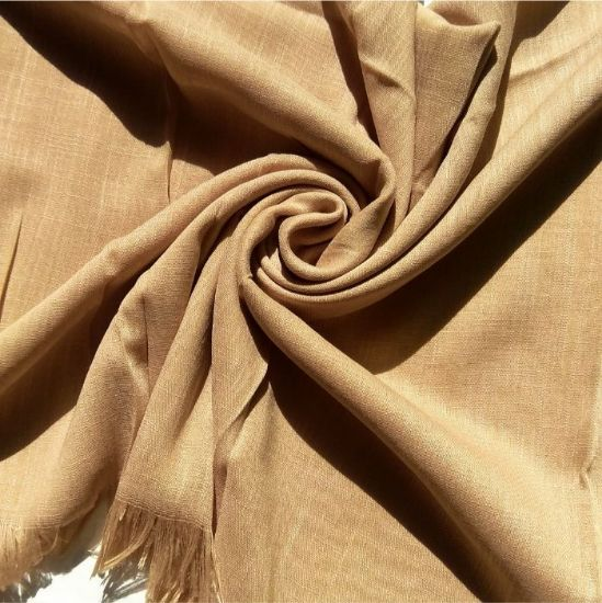 Turkish Cotton Hijab Honey Brown