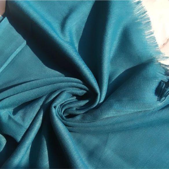 Turkish Cotton Hijab Peacock