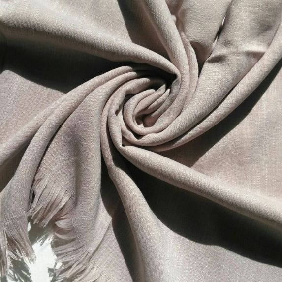 Turkish Cotton Hijab Stone