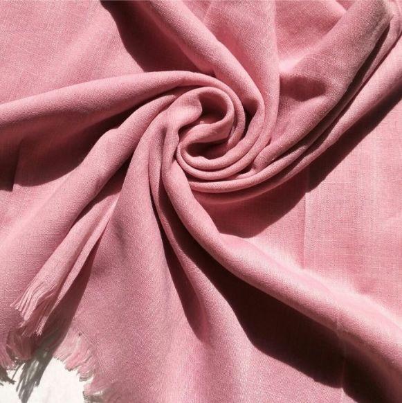 Turkish Cotton Hijab Tea Pink