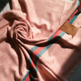 Classic Viscose Gucci baby pink