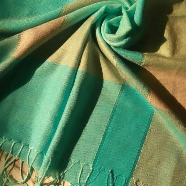 Luxury Viscose Hijab Aqua