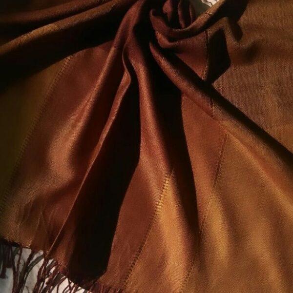 Luxury Viscose Hijab Brown