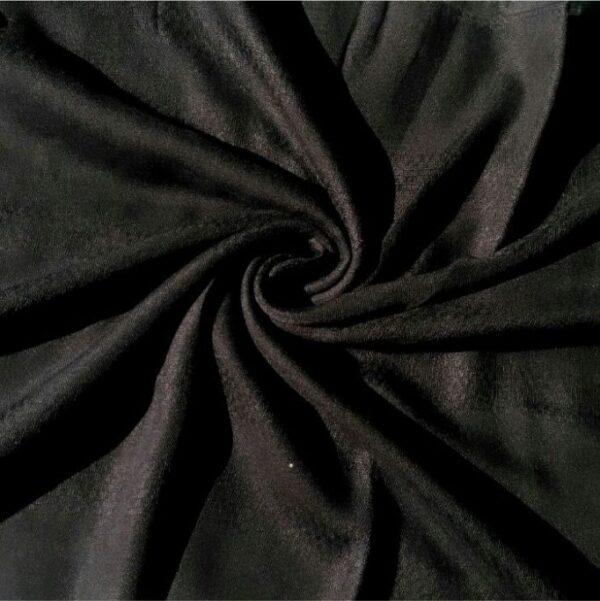 Premium Lawn Hijab Black