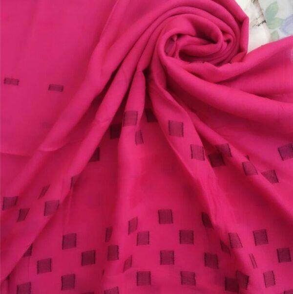 Classic Lawn Hijab Fuscia Pink