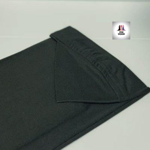 Medium Al Amira Hijab Black