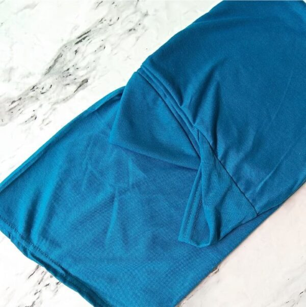 Medium Al Amira Hijab Blue
