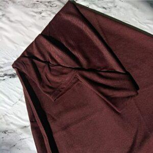 Medium Al Amira Hijab Dark Brown
