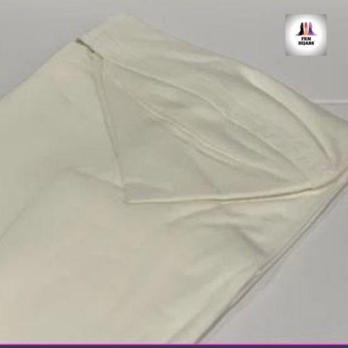 Medium Al Amira Hijab Off White