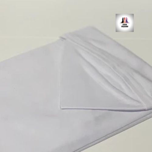 Medium Al Amira Hijab White