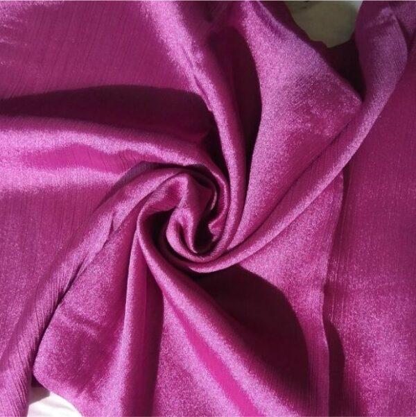 Shimmer Silk Hijab Purple