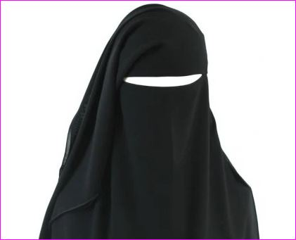 Three Layer Niqab