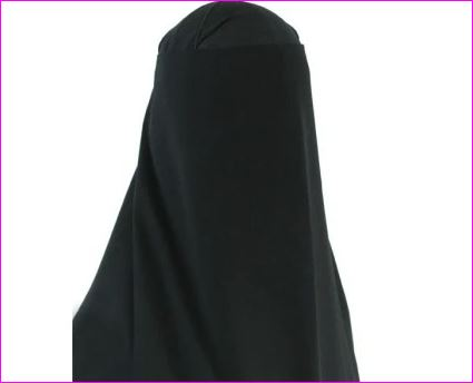 Three Layer Niqab 2